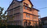 Punojm fasada stiropol Dekorime  glet