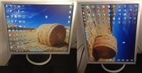 """Monitor Samsung 19"""" (SyncMaster 940B) me kablla"""