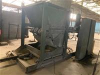 Makineri per gypa/tuba betoni