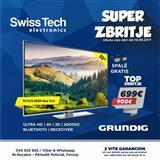 "GRUNDIG 55"" Smart + 3D"