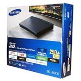 Blu-Ray Player Bluray DVD Player 3D FullHD SAMSUNG