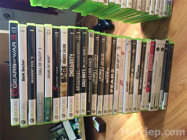 Xbox-360-me-afro-80-lojra