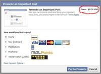 Promovo faqen tende ne Facebook
