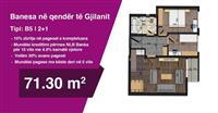 SHES BANESEN NE QENDER ✅- 71.30 m2 | 2+1