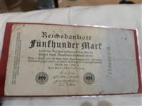 500 MARK 1922