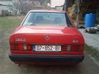 Mercedes Benz 190 2.5 dizel