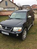 U shit Mitsubishi Pajero 3.2 did