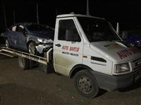 Blej vetura t aksidentuara