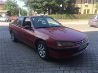 shes peugeot 406