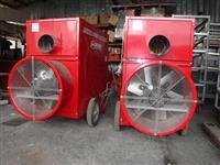 Termogjenerator për nxemje të hapësirave