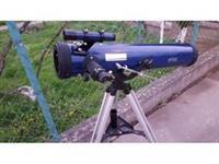 Teleskopi optus pa perdorur