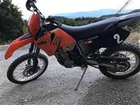Shes motokros KTM 400 viti 2002 5700 kl