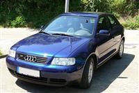 Audi A3 nga Zvicra