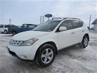 Shes Nissan Murano 3.5Benzin Automatik Rks