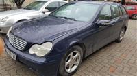 Mercedes benz C class 220 CDI Diesel  2002