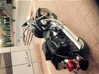 Motorr susuzki chopper