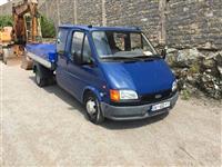 Ford Transit 1998 Dizell RKS