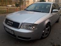 Shes veturen audi a6