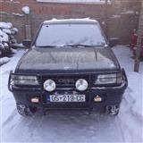 shes opel frontera 2.3  dyzell me regjistrim 7 muj