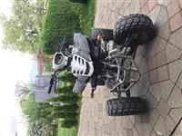 Motorr me 4 Rrota 200 CC