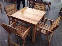 Tavolina verore per Terasa , Kafiteri ,Restaurante