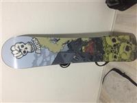 snowbord burton