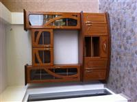 Kuzhin dhe komod per tv