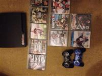 PS3 me 10 lojra +acc per access online