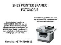 printer/scaner/fotokopje me 110 euro n'shpi t'vjen