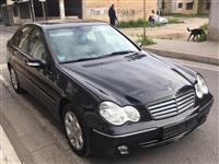 shes Benz EVO c class 220 cdi automat 2005 € 5300