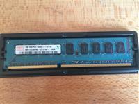 DDR3 ram memory 4x1gb
