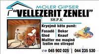 MOLER GIPSER  VELLEZERIT ZENELI  SH.P.K
