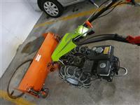 traktor per terheqjen e bores