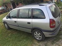Opel Zafira 2.0 dizel 7 ulse