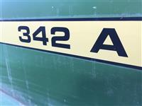 JOHN DEERE 342 A