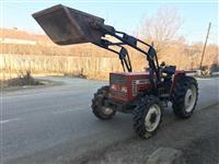 Traktor Fiat 466 4x4 me Lug