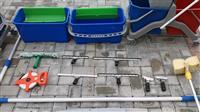 Paisje per pastrim te xhamave dhe objekte