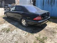 Shes mercedes Benz s600