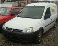 Opel combo 1.7 disel 2006 prej svicre me servis