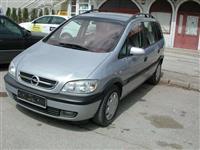 Opel Zafira 2.0 Disel  7 Ulse