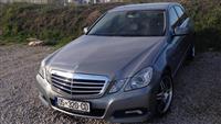 Mercedes E 220 cdi po u shit