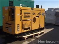 Gjenerator  diesel Atlas Copco 20 kwa