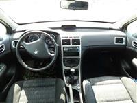 Shitet Peugeot 307 HDI ne Gjendje teper te Mire.