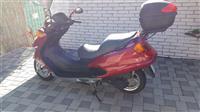 Grand scuter 150 cc