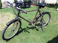 Bicikleta te ardhura nga Gjermania