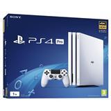 Sony PlayStation 4 Pro 1TB Konsol Glacier Bardh De