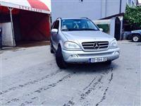 Shes ose nderroj Mercedes ML 400 CDI -02