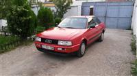 Audi 80 1.6 benzin plin