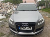 Audi Q7-S-line 3.0 tdi quatroo