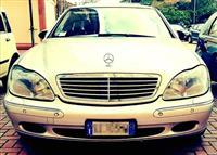 Mercedes benz S classe